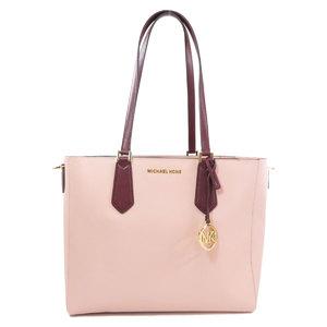 Michael Kors 2WAY Tote Bag Leather Ladies