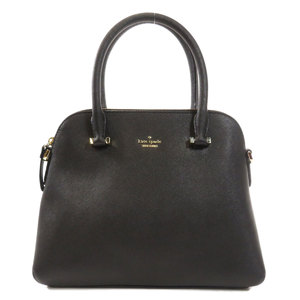 Kate spade 2WAY handbag leather ladies kate