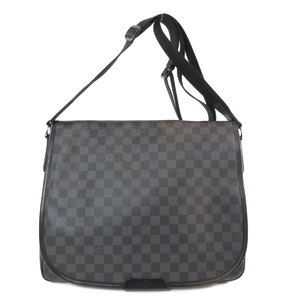 Louis Vuitton N51213 Renzo Damier Graffiti Shoulder Bag Canvas Men's LOUIS VUITTON