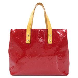 Louis Vuitton M91990 Reed PM Verni Handbag Ladies LOUIS VUITTON