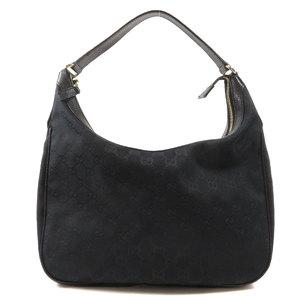 Gucci 153010 GG One Shoulder Handbag Canvas Ladies GUCCI