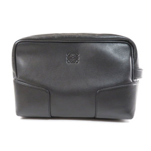 Loewe Logo Mark Anagram Second Bag Leather Men's LOEWE