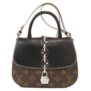 Louis Vuitton M44115 Chain It PM Monogram Handbag Canvas Ladies LOUIS VUITTON