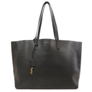 Saint Laurent logo tote bag leather ladies SAINT LAURENT