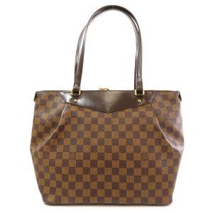 Louis Vuitton N41103 Westminster GM Damier Ebene Tote Bag Canvas Ladies LOUIS VUITTON