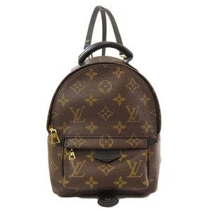 Louis Vuitton M44873 Palm Springs MINI Backpack Daypack Monogram Canvas Ladies LOUIS VUITTON