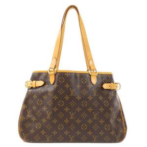 Louis Vuitton M51154 Batignolles Monogram Tote Bag Canvas Ladies LOUIS VUITTON