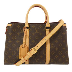 Louis Vuitton M44816 Sufflo MM Monogram Handbag Canvas Ladies LOUIS VUITTON