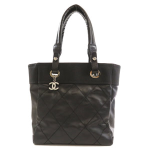 Chanel Pali Biarritz Tote PM Bag Leather Ladies CHANEL