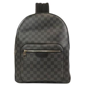 Louis Vuitton N41473 Josh Damier Graffiti Backpack Daypack Canvas Men's LOUIS VUITTON