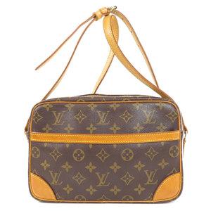 Louis Vuitton M51274 Trocadero 27 Monogram Shoulder Bag Canvas Ladies LOUIS VUITTON
