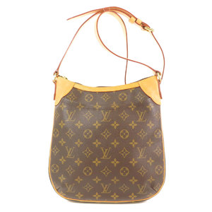 Louis Vuitton M56390 Odeon PM Monogram Shoulder Bag Canvas Ladies LOUIS VUITTON