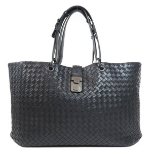 Bottega Veneta Intrecciato Tote Bag Leather Unisex BOTTEGA VENETA