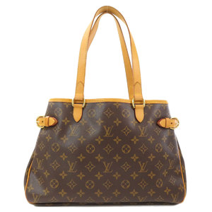 Louis Vuitton M51154 Batignolles Monogram Tote Bag Canvas Ladies LOUIS VUITTON