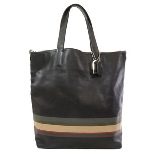 Coach 70502 Border Tote Bag Leather Men COACH