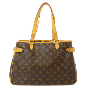 Louis Vuitton M51154 Batignolles Horizontal Monogram Tote Bag Canvas Ladies LOUIS VUITTON