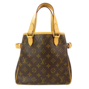 Louis Vuitton M51156 Batignolles Monogram Handbag Canvas Ladies LOUIS VUITTON