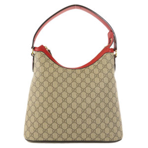 Gucci 414930 GG Supreme Hobo 2way Tote Bag PVC Ladies GUCCI