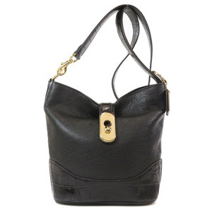 Coach F72808 embossed shoulder bag leather ladies COACH