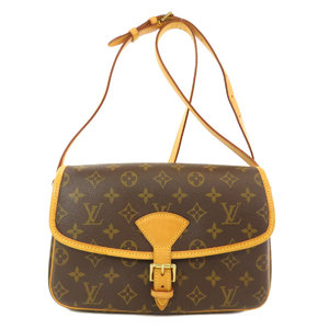 Louis Vuitton M42250 Sologne Monogram Shoulder Bag Canvas Ladies LOUIS VUITTON