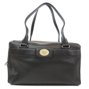 Kate spade logo tote bag leather ladies kate