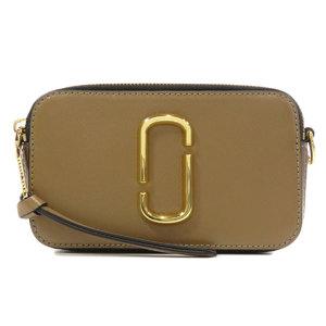 Marc Jacobs No Snapshot S Shoulder Bag Leather Women's MARC JACOBS