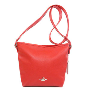Coach 36536 logo mini dufflet shoulder bag leather ladies COACH