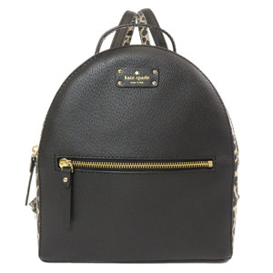 Kate spade logo backpack daypack PVC ladies kate