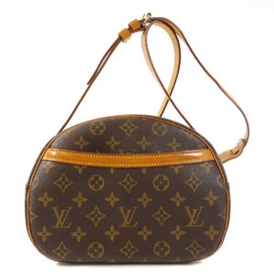 Louis Vuitton M51221 Blower Monogram Shoulder Bag Canvas Ladies LOUIS VUITTON