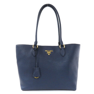 Prada 1BG159 logo tote bag leather ladies PRADA