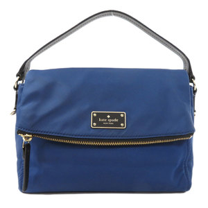 Kate spade 2WAY handbag nylon ladies kate