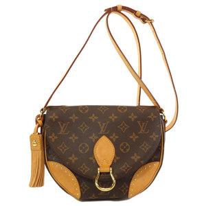 Louis Vuitton M51242 Suncrew 24 Monogram Shoulder Bag Canvas Ladies LOUIS VUITTON