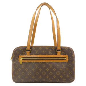 Louis Vuitton M51181 Cite GM Monogram Tote Bag Canvas Ladies LOUIS VUITTON