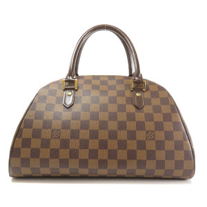 Louis Vuitton N41434 Rivera MM Damier Ebene Handbag Canvas Women's LOUIS VUITTON