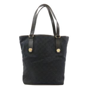 Gucci 153009 GG Tote Bag Canvas Ladies GUCCI