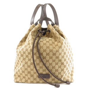 Gucci 449175 GG Outlet Backpack Daypack Canvas Unisex GUCCI