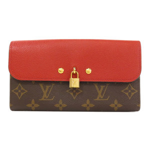 Louis Vuitton M61836 Portofeuille Venus Monogram Threes Purse Canvas Ladies LOUIS VUITTON
