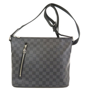 Louis Vuitton N40003 Mick PM Shoulder Bag Damier Canvas Ladies LOUIS VUITTON