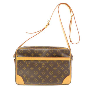 Louis Vuitton M51274 Trocadero 27 Monogram Shoulder Bag Canvas Ladies LOUIS VUITTON