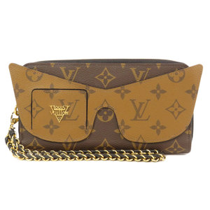 Louis Vuitton M68796 Zippy Shady 2020 Cruise Limited Cat Eye Long Wallet Monogram Canvas Reverse Ladies LOUIS VUITTON