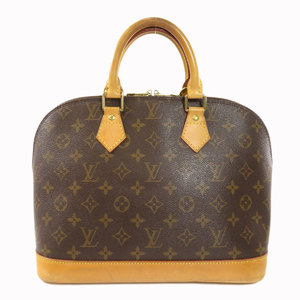 Louis Vuitton M51130 Alma Monogram Tote Bag Canvas Ladies LOUIS VUITTON