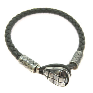 Bottega Veneta Intrecciato Bracelet Leather Ladies BOTTEGA VENETA