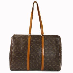 Louis Vuitton M51116 Flannelley 50 Monogram Boston Bag Canvas Unisex LOUIS VUITTON