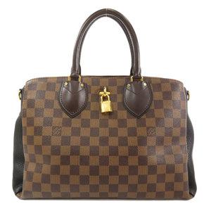 Louis Vuitton N41487 Normandy Damier Handbag Canvas Ladies LOUIS VUITTON