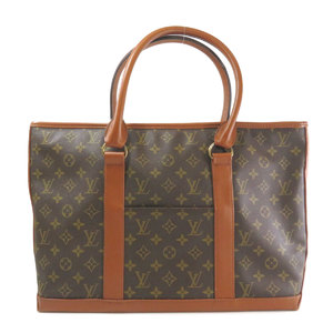 Louis Vuitton M42425 Weekend Monogram Tote Bag Canvas Unisex LOUIS VUITTON