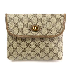 Gucci Logo Decorative Pouch Ladies GUCCI
