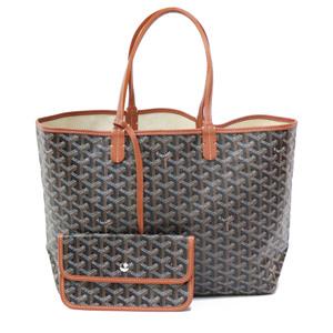 GOYARD Tote Bag Saint Louis PM Leather Ladies Men