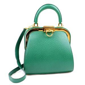 Christian Dior Vintage 2way Leather Shoulder Bag Handbag Deadstock Gold Hardware K2-5264