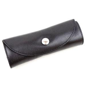 Hermes HERMES shoes polisher polishing gloves black leather shoe polish Z1-5286