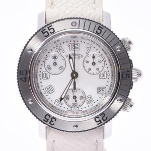 HERMES Clipper Diver Chronograph Quartz Ladies Watch CL2.310